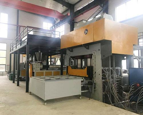 江苏塑料滤板模压机