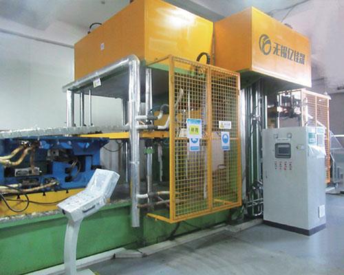 双工位双模具汽车碳纤维专用压机