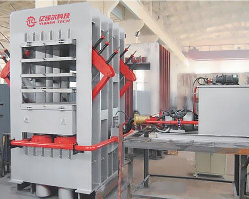 上海门压机