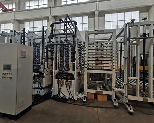 复合材料冷热成型压机输送设备 MYJ-350~600